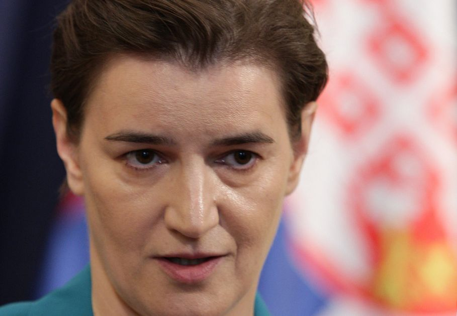 Brnabić: Idemo u suprotnim smerovima sa Britanijom, EU pre svega mirovni projekat