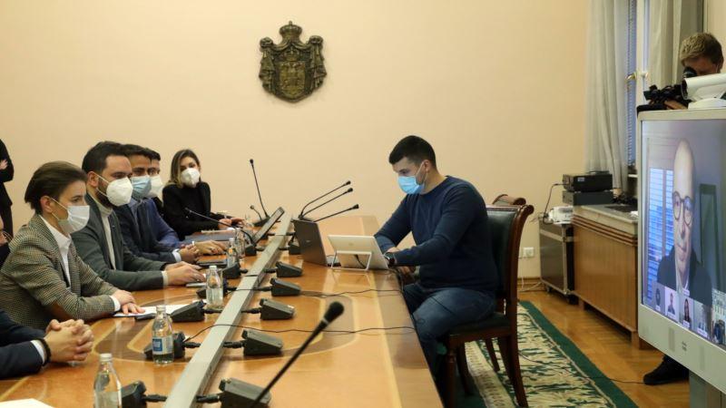 Premijerka Srbije sa predstavnicima Pfizera i BioNTecha o vakcinama