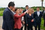 Premijerka Srbije u poseti Nišu - otvara laboratorijsku lamelu