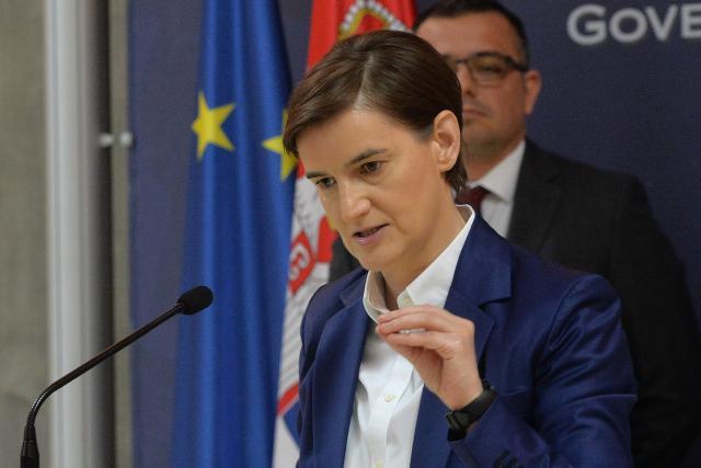 Premijerka dala zadatak: Rešite srpski kriptonit