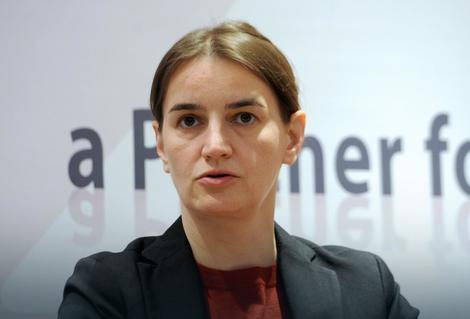 Premijerka danas na panelu o odnosima Srbije i NATO