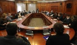 Premijerka sa Radnom grupom za bezbednost novinara o SOS telefonu i optužnicama