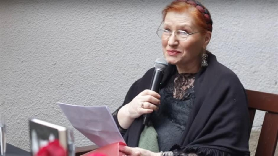 Preminula glumica Nada Đurevska