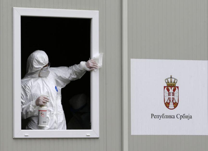 Preminulo šest pacijenata iz Moravičkog okruga; Opada broj zaraženih u Pčinjskom