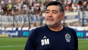 Umro legendarni fudbaler Dijego Maradona