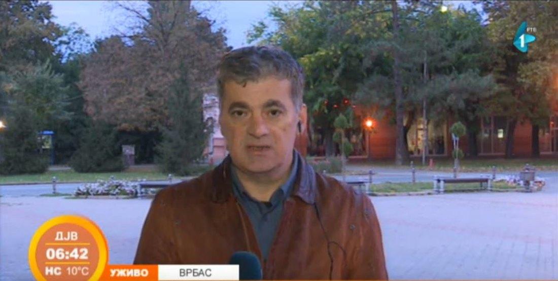 Preminuo Milutin Vlahović, novinar RTV