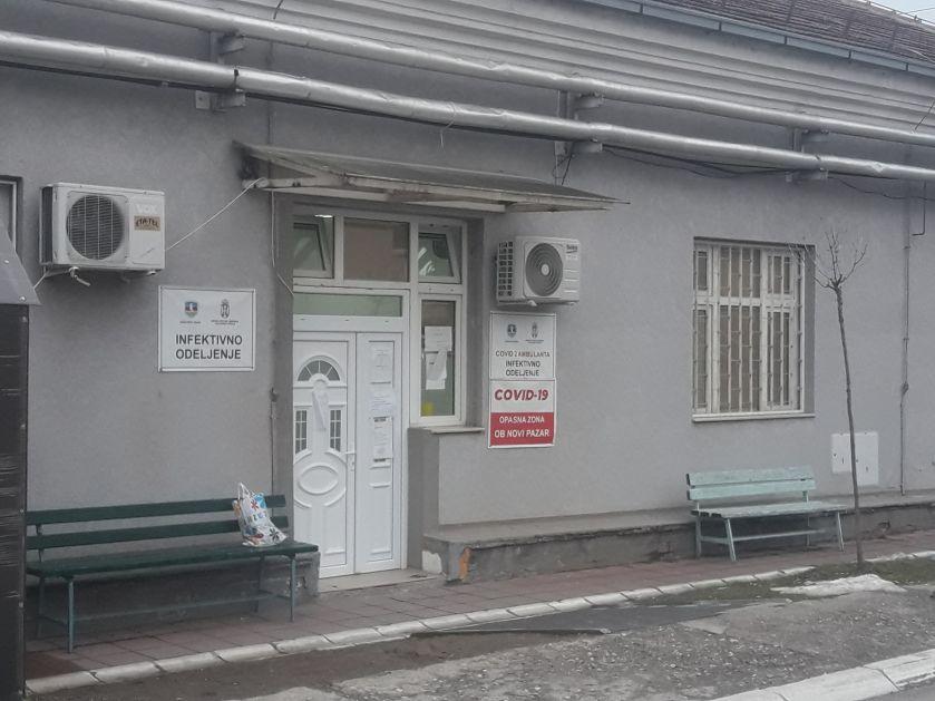 Preminuo još jedan kovid pacijent iz Novog Pazara