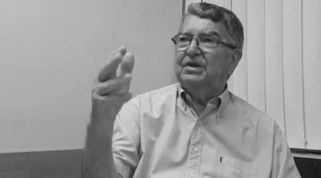 Preminuo legendarni košarkaški trener Mihajlo Miki Vuković