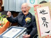 Preminuo najstariji muškarac na svetu