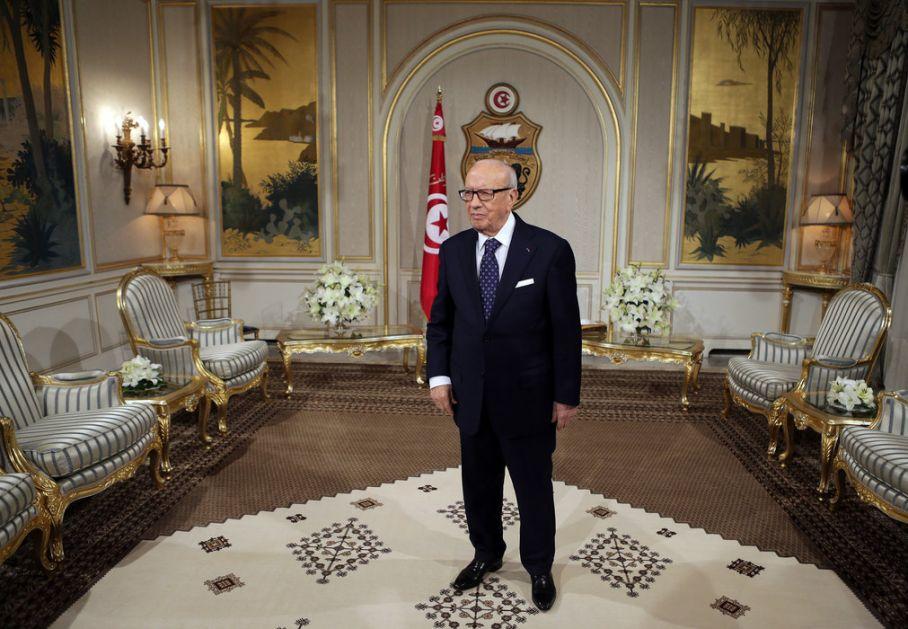 Preminuo predsednik Tunisa