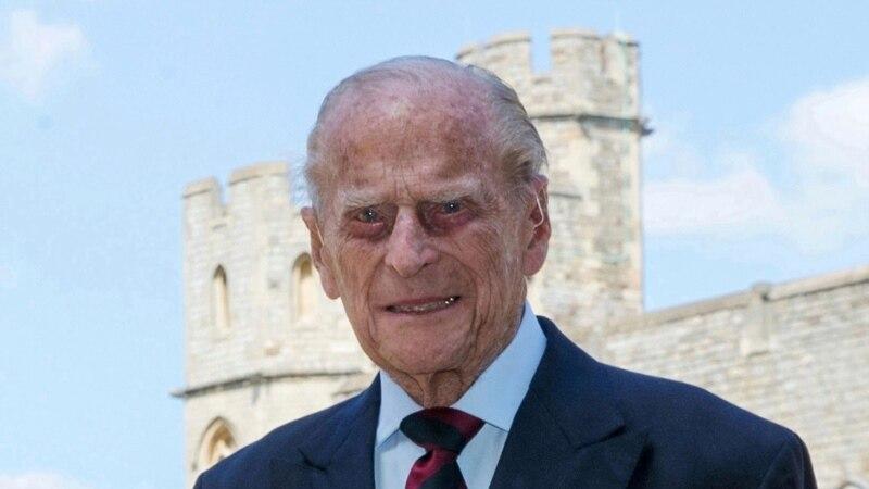 Preminuo britanski princ Filip