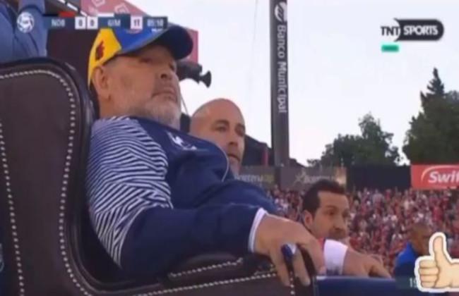 Preokret, Maradona potpisao!