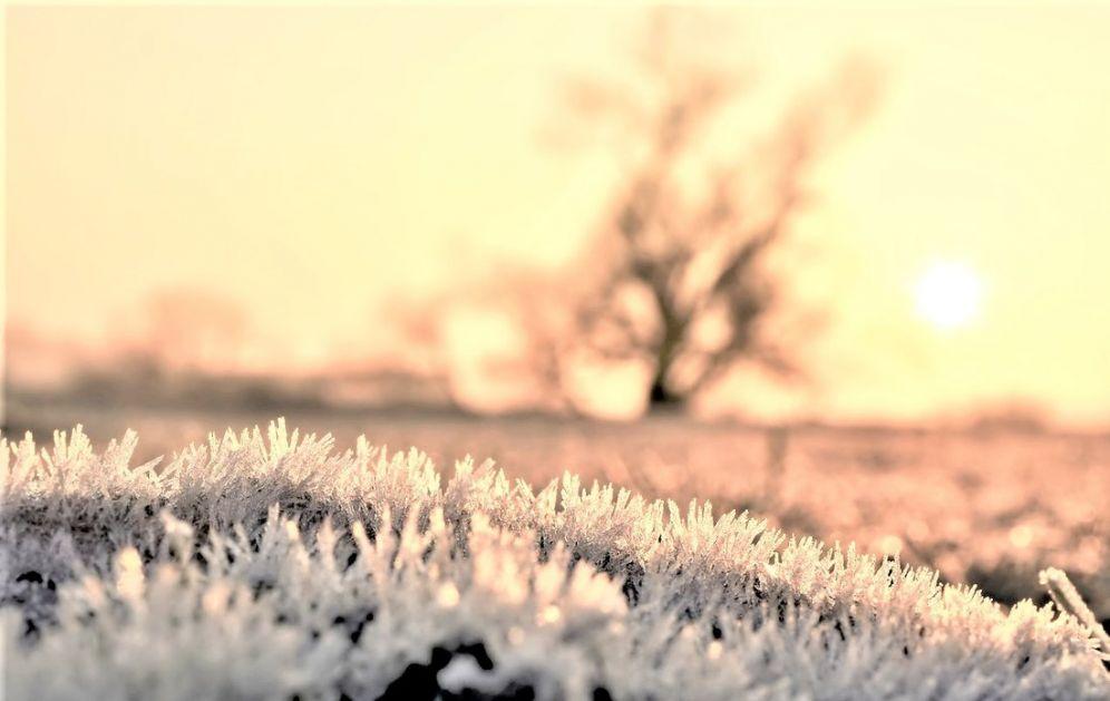 Pretežno sunčano i hladno, do pet stepeni