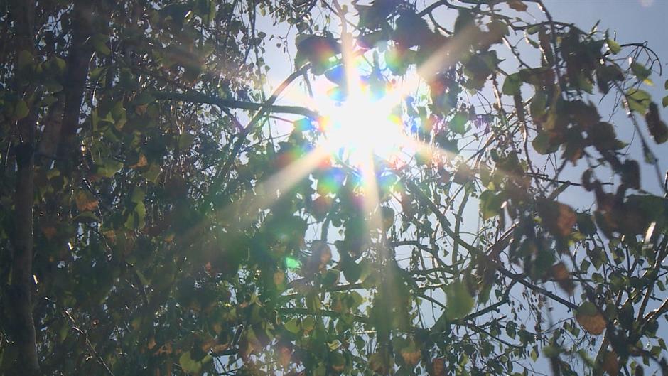 Pretežno sunčano i toplo, temperatura do 32 stepena