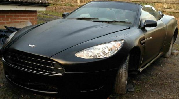 Pretvorite vašu Toyotu Celicu u Aston Martin DB9