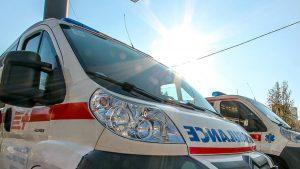 Prevrnuo se autobus u Nemačkoj, najteže povređen vozač, studenti iz Srbije sa lakšim povredama