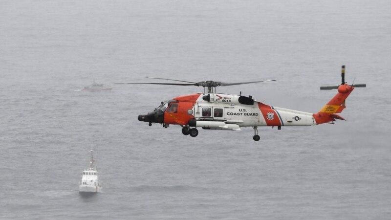 Prevrnuo se brod blizu obale San Dijega, poginule tri osobe