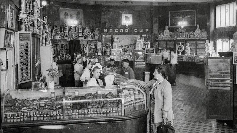Priča o čuvenoj, sada zatvorenoj moskovskoj prodavnici