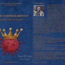 Prica o korona virusu - zdravstvene pouke, dr Petar Paunovic