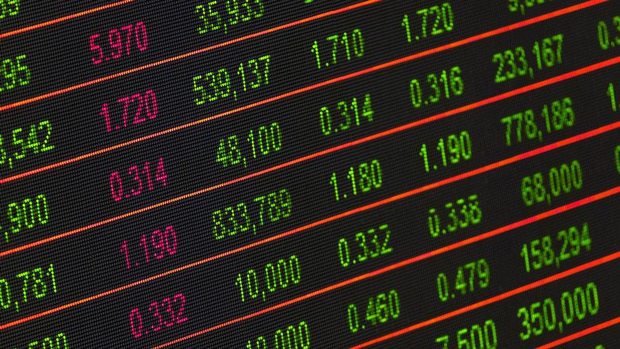 Prigušeno trgovanje, BELEX indeksi u crvenom