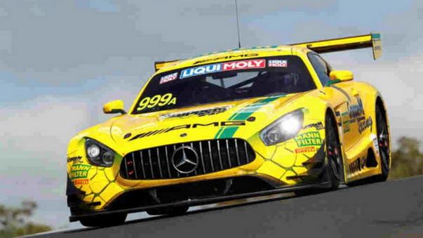 Prijavio se prvi tim za novi DTM, Mercedes ponovo na sceni