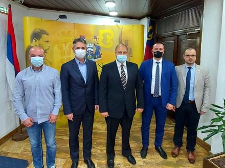 Prijem za bugarskog konzula, razgovor o međusobnoj saradnji