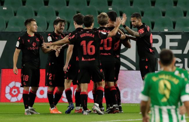 Primera - Baski odneli bodove iz Sevilje, Sosijedad na čelu Primere! (video)