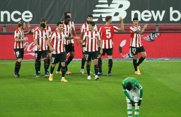 Primera - Baskijci preslišali Betis! (video)