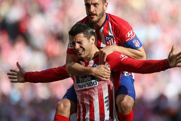 Primera - Šaponjić sa klupe gledao pobedu Atletika, sudija delio crvene kartone u Madridu (video)