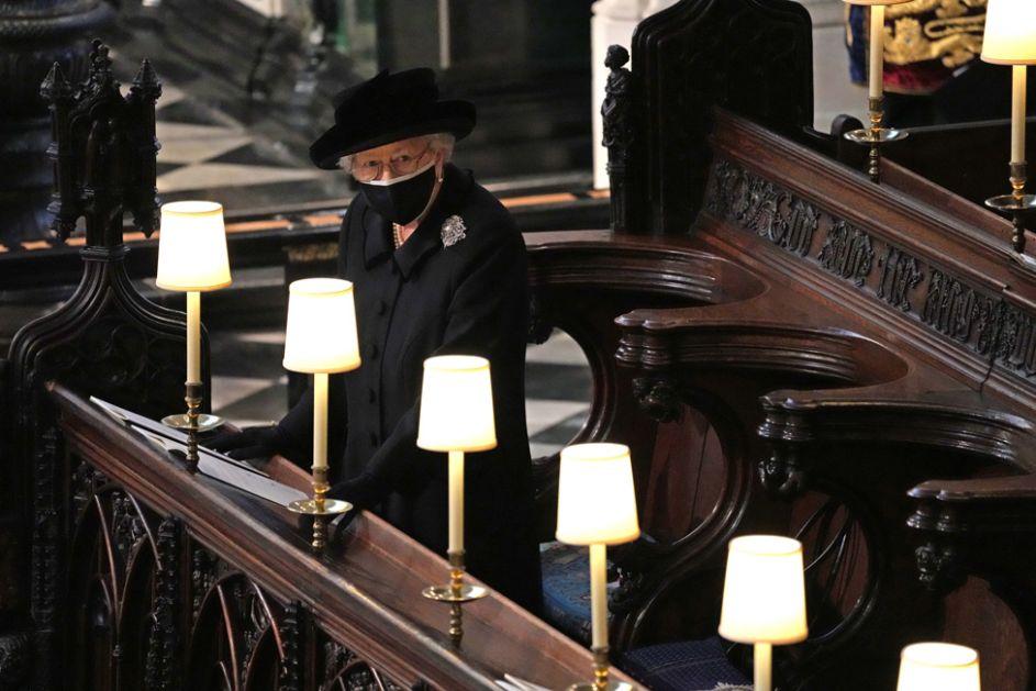 Princ Filip i sahrana: Kraljica i nacija se oprostili od vojvode od Edinburga