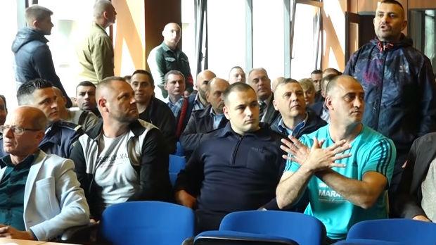 Pripadnici Kumanovske grupe: Ovo je Albanija