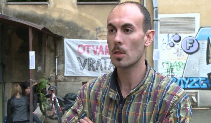 Pripadnici Vojske pokušali da izbace građane iz napuštenog vojnog objekta pretvorenog u društveni centar