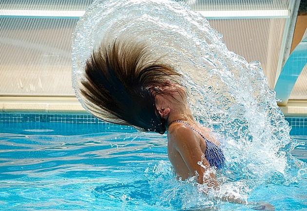 Pripreme za početak nove sezone na otvorenim bazenima