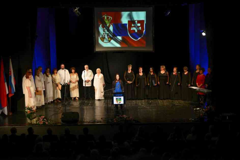 Prisajedinjenje Vojvodine - vekovni ponos ujedinjenih Srba i Slovaka