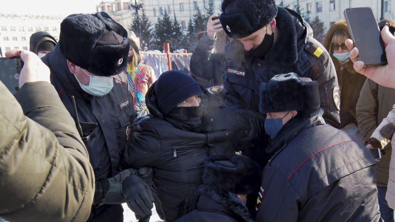 Pristalice Navalnog traže njegovo puštanje