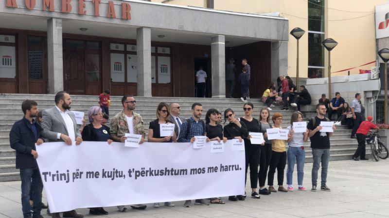Priština: Održan skup u znak sjećanja na žrtve genocida