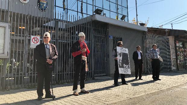 Priština, nekoliko ljudi na protestu zbog Handkea