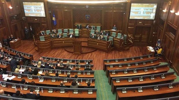 Priština usvojila rezoluciju o genocidu Srbije
