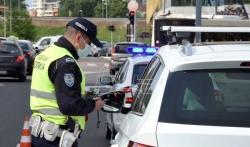 Priveden mladić zbog vožnje bez dozvole i pod dejstvom kanabisa