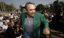 Priveden najbolji južnoamerički golfer zbog brojnih optužbi
