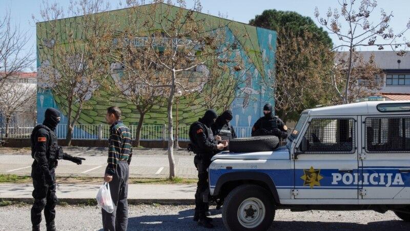 Privedeni osumnjičeni za napad na vojnike i policajca, ponovo blokiran put Nikšić - Podgorica