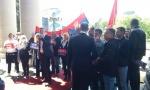 Privedeno 15 osoba, država neće tolerisati nasilje: Nebojša Stefanović o događajima ispred Skupštine