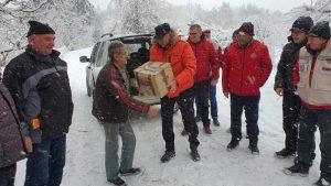 Privredna komora Srbija uručila pomoć ugroženim građanima na jugu Srbije