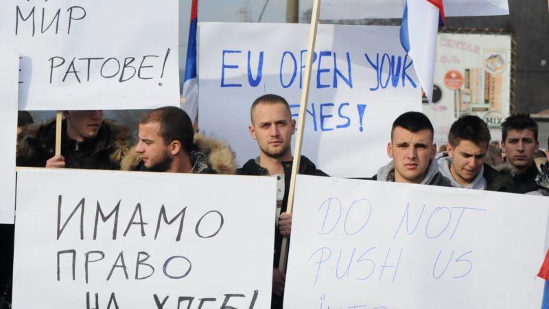 Privrednici severa Kosova: Bez povećanja cena osnovnih životnih namirnica