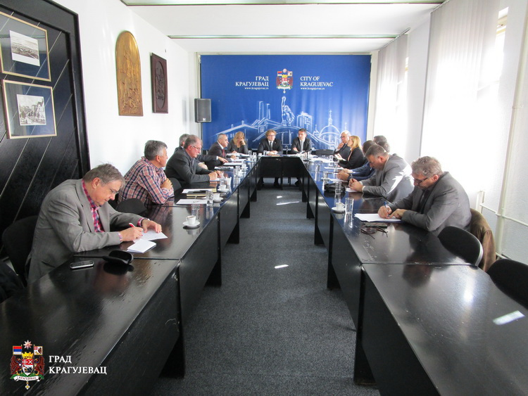 Privrednom savetu grada Kragujevca predstavljen projekat E2E