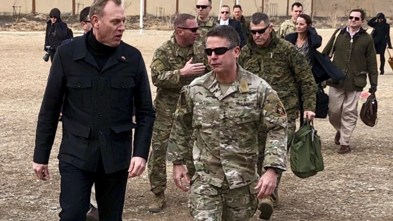 Privremeni šef Pentagona u iznenadnoj poseti Avganistanu