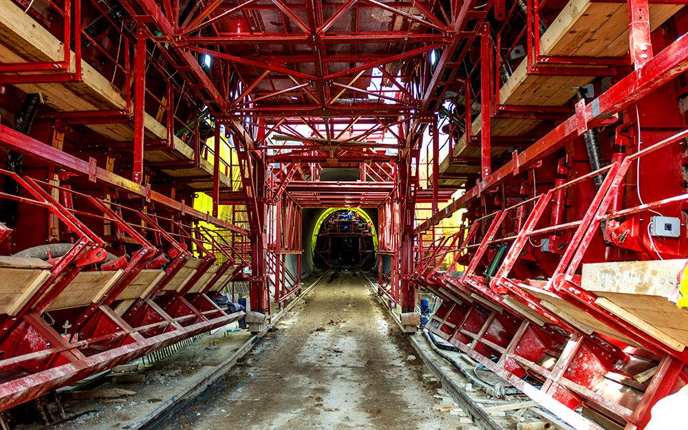 Probijena leva cev tunela Čortanovci na budućoj brzoj pruzi - korak bliže ka bržem putovanju
