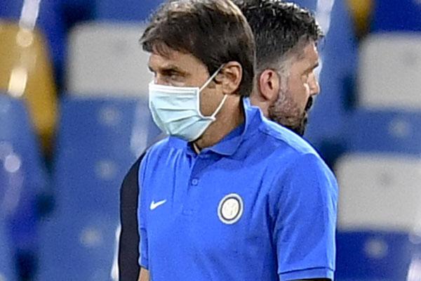 Problem za Kontea, Inter oslabljen u polufinalu Lige Evrope?