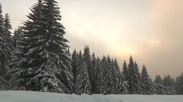 Problemi zbog snega u čačanskim selima, od subote toplije