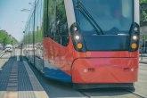 Probna vožnja: Prvi tramvaj prošao Savskim trgom